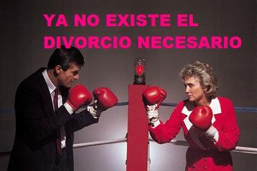 DIVORCIO NECESARIO